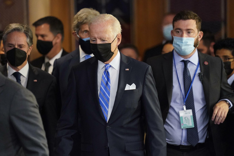 États-Unis - ONU - Joe Biden - Assemblée générale - AP21264534302304