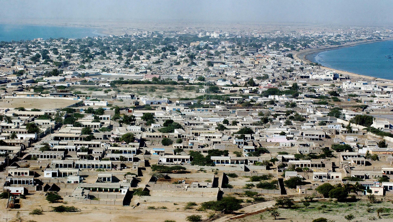 Pakistan - Gwadar - Chine