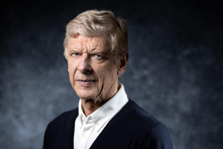 O ex-técnico do Arsenal, Arsene Wenger, em Paris em 22 de maio de 2019