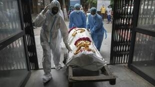 The coronavirus pandemic has claimed more than 800,000 lives across the world