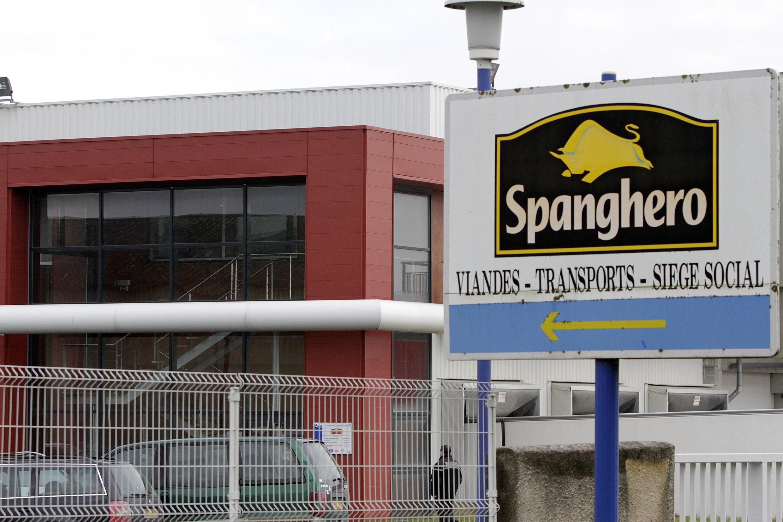 Fachada da empresa Spanghero