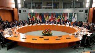 Le G20 tient, ce jeudi 26 mars, un sommet en urgence par visioconférence. (Image d'illustration)