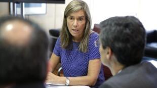 A ministra da Saúde espanhola, Ana Mato.