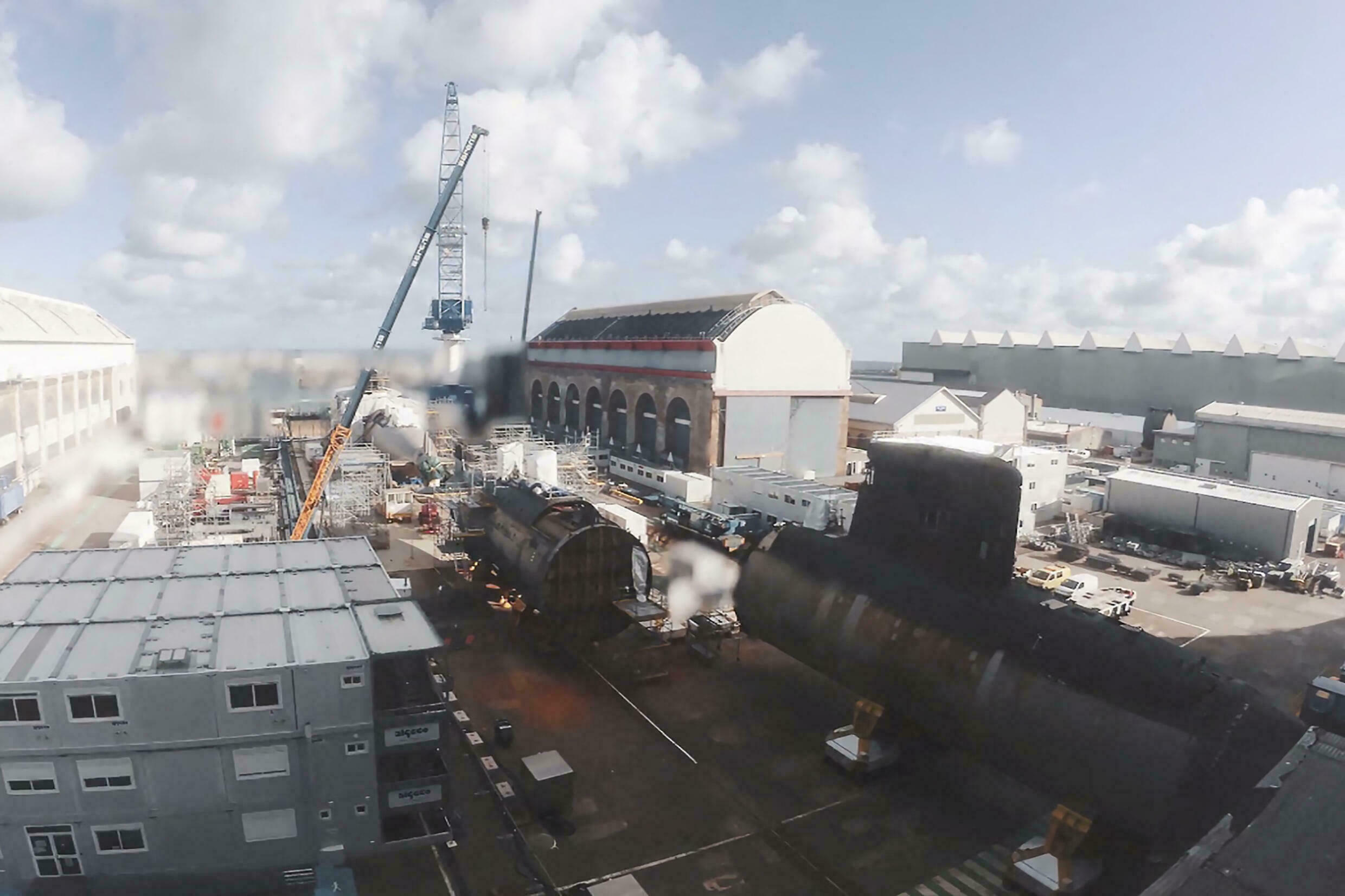 naval group cherbourg sous-marins