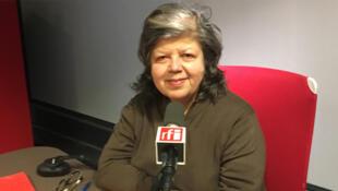L'urbaniste Mina Saidi-Sharouz.