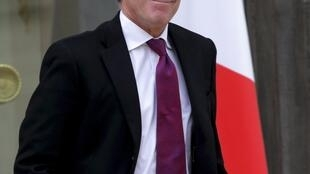 Jérôme Cahuzac, the French Junior Budget Minister.