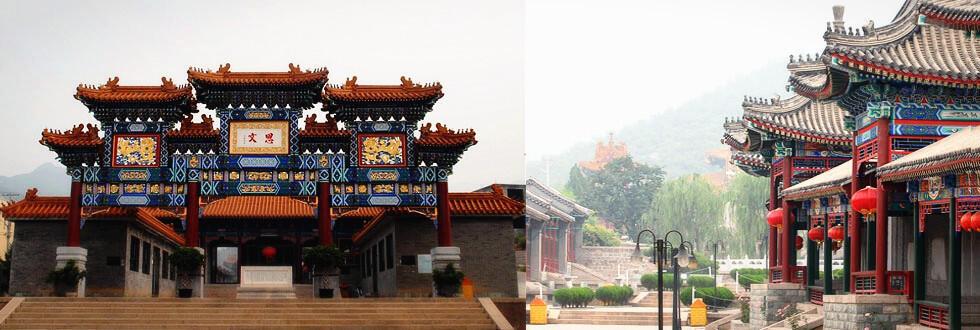 图为中国网络刊北京香堂村风景照片