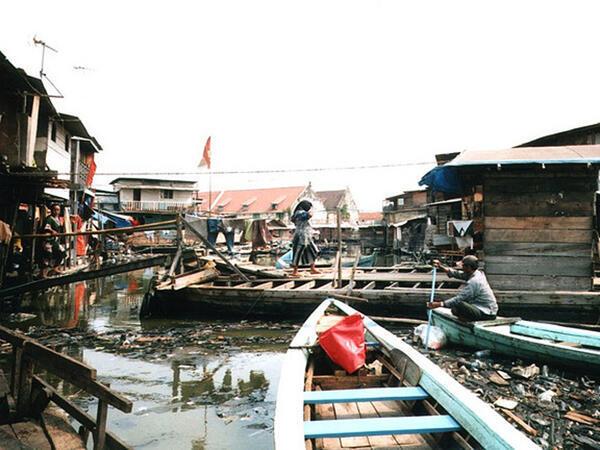 La ciudad de Yakarta, en Indonesia, es un caso muy preocupante.