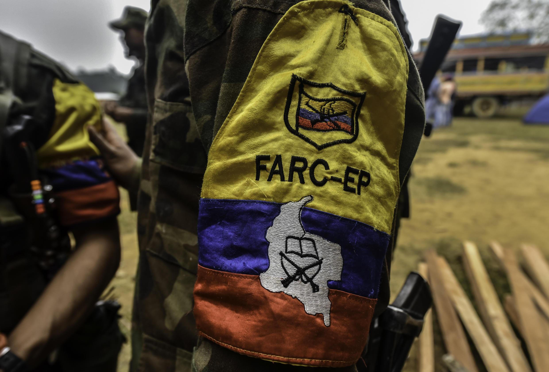 Les Forces armée révolutionnaires de Colombie - Armée du peuple (FARC EP)