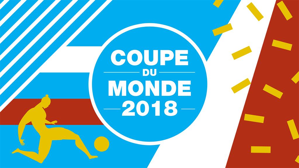 Toute l'actualité de la Coupe du monde 2018