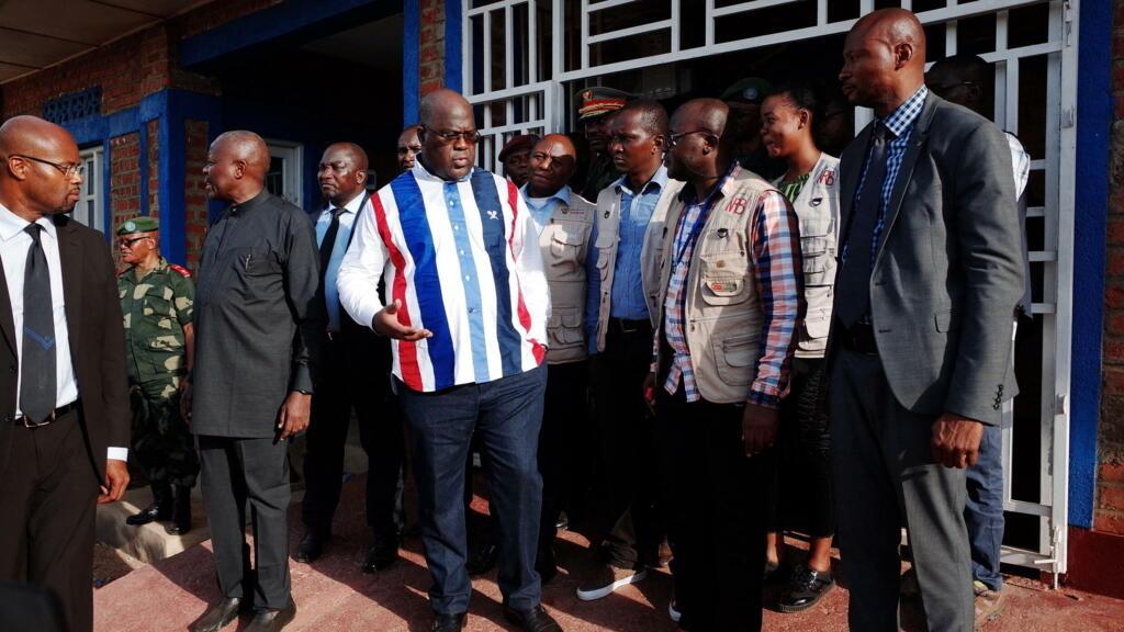 RDC: 2e journée ville morte à Béni contre l'insécurité, l'État de siège renouvelé