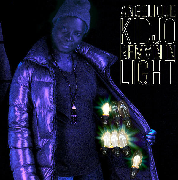 Le nouvel album d'Angélique Kidjo «Remain in light», hommage à Talking Heads.