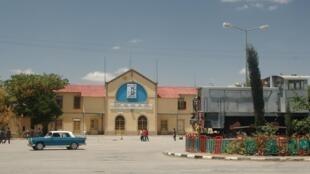 Station of the Djibouti-Ethiopia Railway in Dire Dawa
