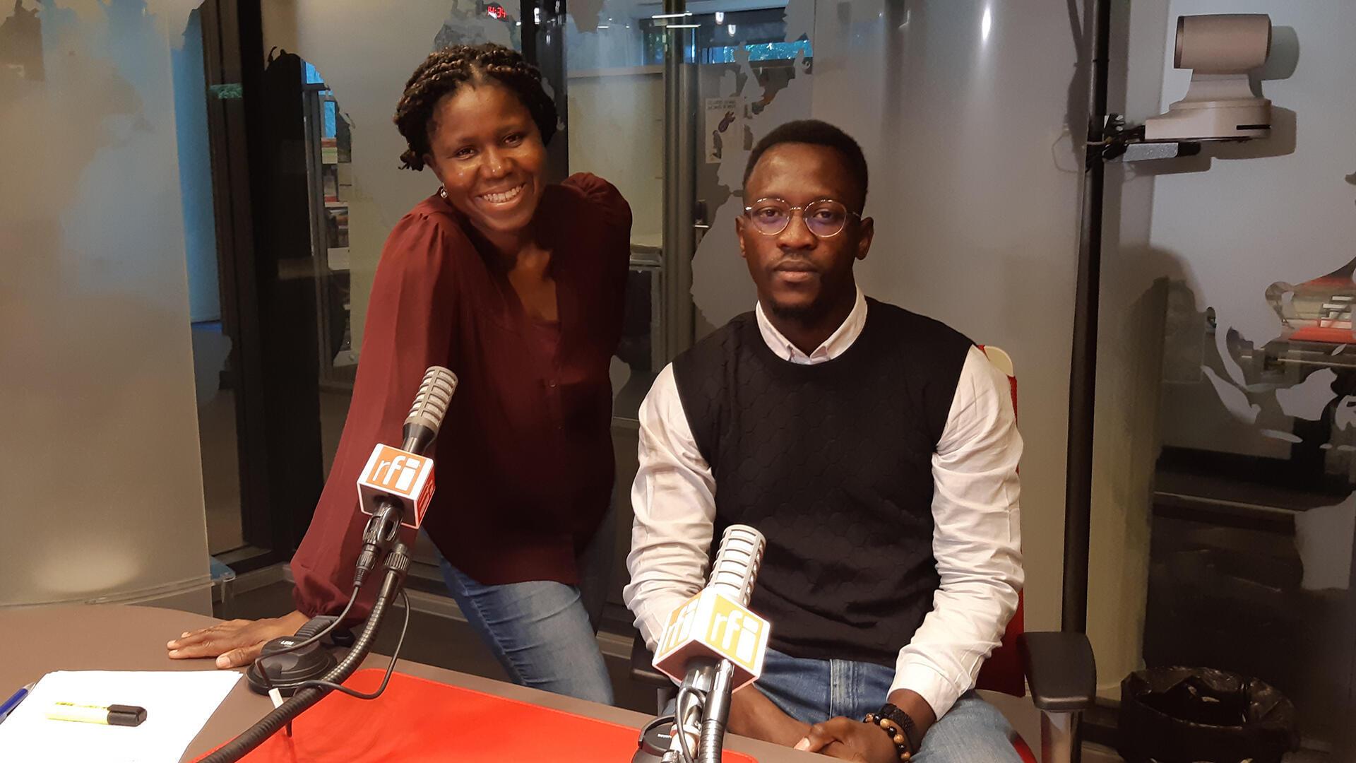 Kpénahi Traoré et Cheick Oumar Coulibaly de l'ADEM - Alors on dit quoi 25 septembre 2021