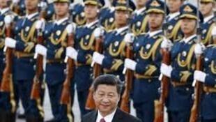 Chủ tịch Trung Quốc trong lễ duyệt binh