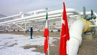 توقف خرید نفت ایران از سوی ترکیه