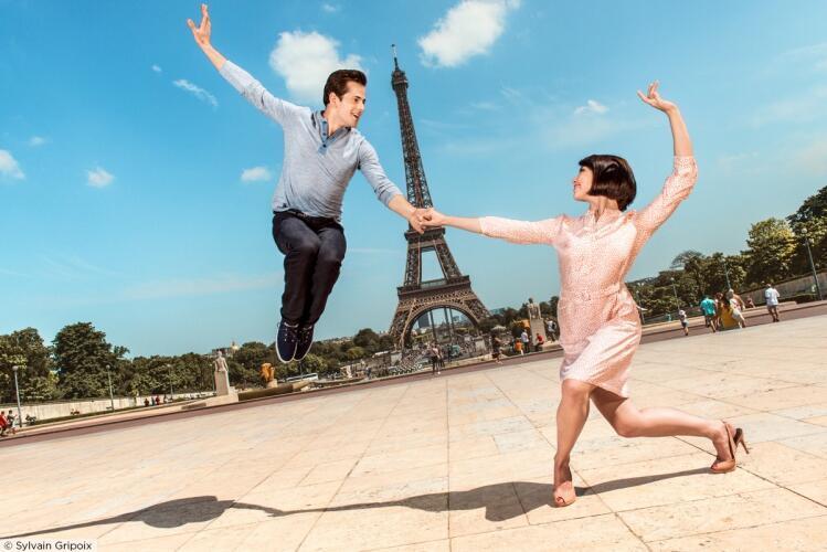 Nhà hát Châtelet lần đầu tiên phóng tác phim An American in Paris thành ca vũ kịch - Sylvain Gripoix