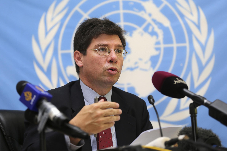 François Crépeau, rapporteur spécial des Nations unies sur les droits de l'homme des migrants.