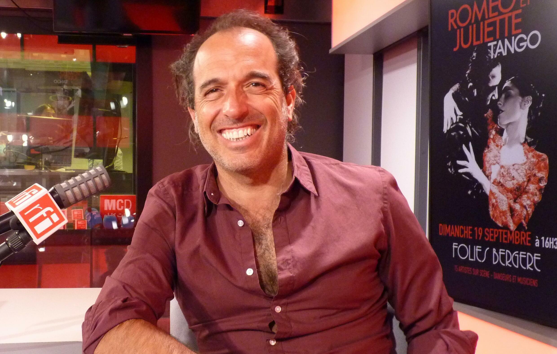 Francisco Leiva en RFI