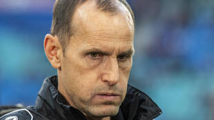 Tooth haste: Augsburg coach  Heiko Herrlich will miss Saturday's Bundesliga restart