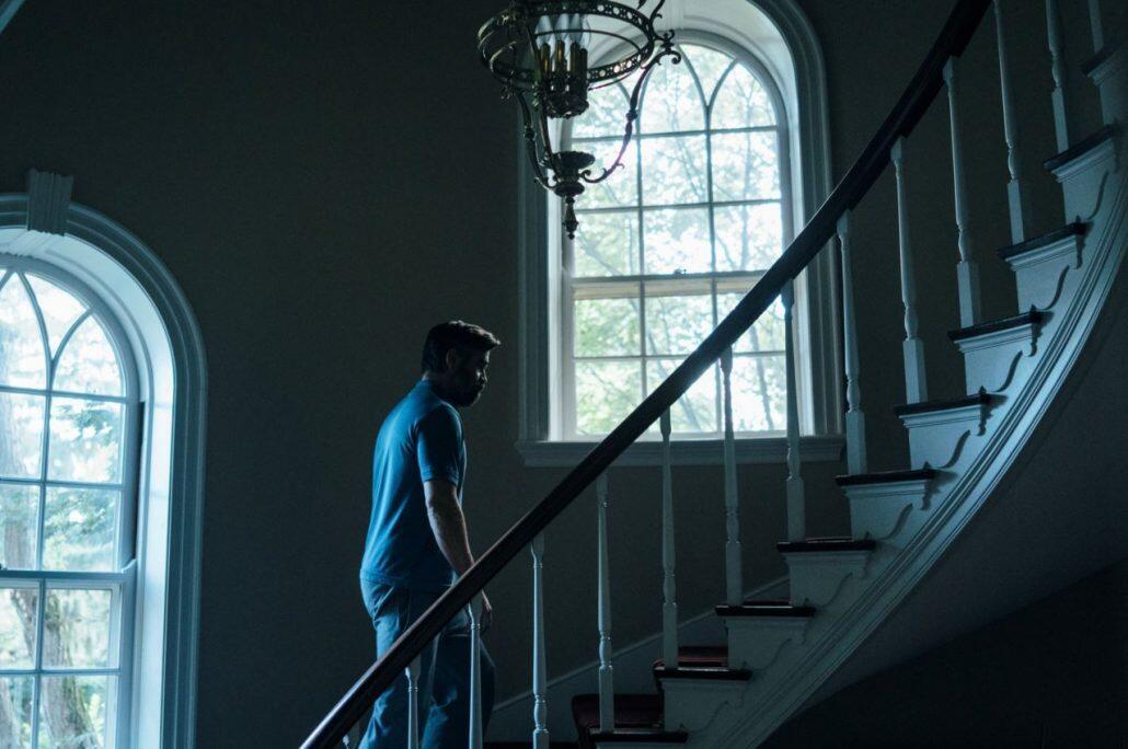 Кадр из фильма «Убийство священного оленя», реж. Йоргос Лантимос