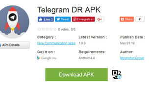 تلگرام دیآر