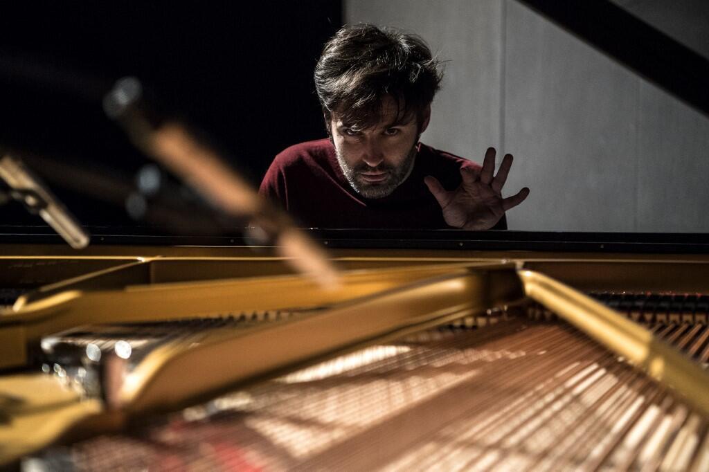 Le pianiste de jazz - Paul Lay