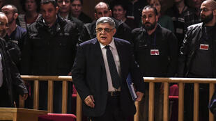 Former MP and leader of Golden Dawn party, Nikolaos Michaloliakos, faces up to 15 years in jail
