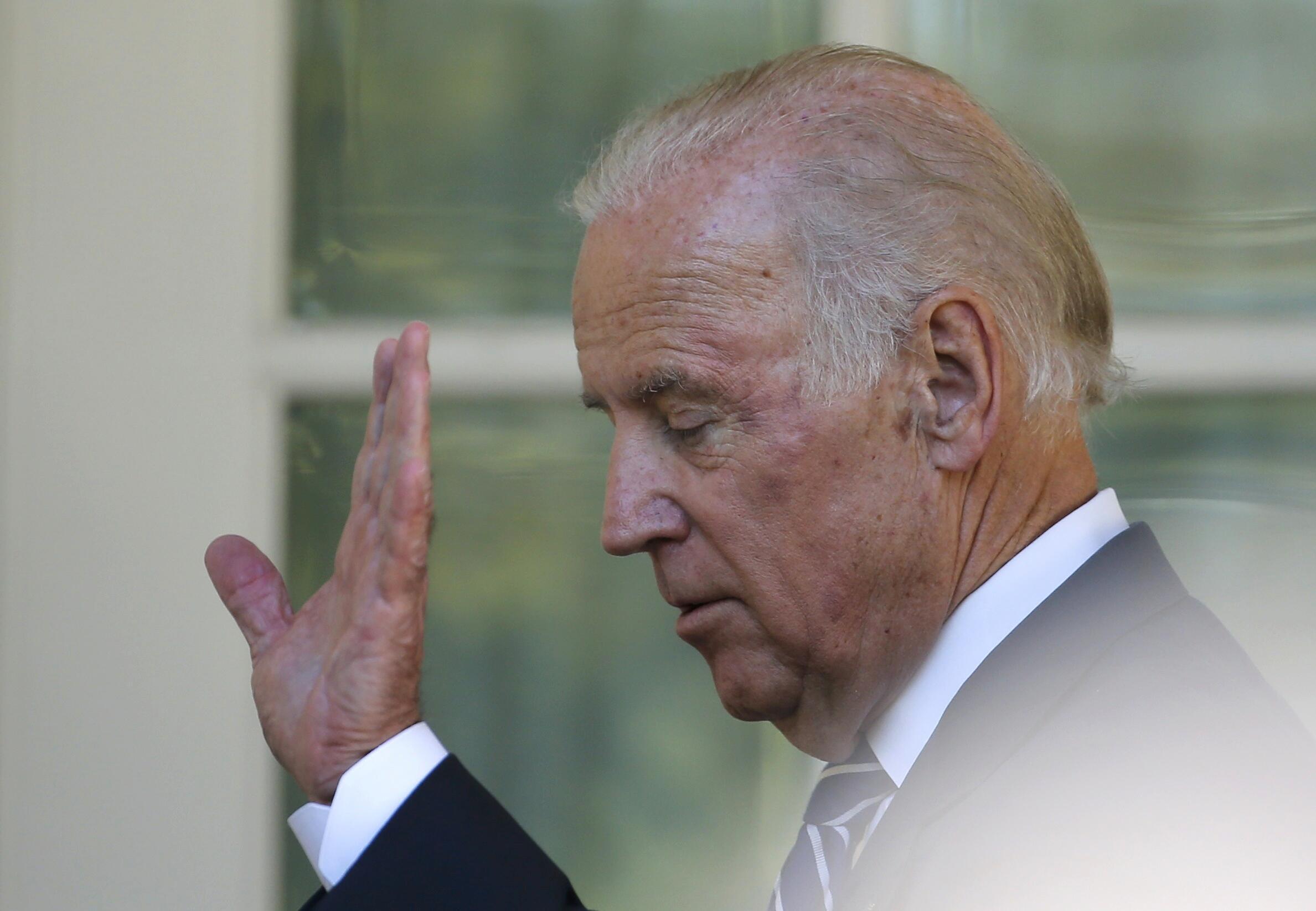 O vice-presidente americano, Joe Biden, anunciou nesta quarta-feira (21) que não será candidato nas primárias que definirão quem vai disputar a presidência dos EUA pelo Partido Democrata em 2016.