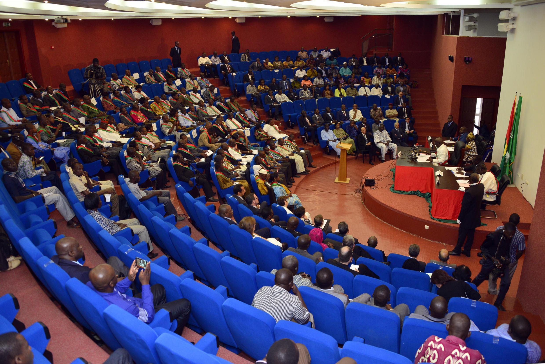 Le 11 octobre prochain les Burkinabè seront appelés à voter pour remplacer les députés de l'assemblée transitoire.