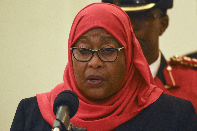 Tanzania's President Samia Suluhu Hassan will launch the vaccination campaign