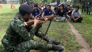 Thế mạnh của quân đội trên chính trường Thái Lan