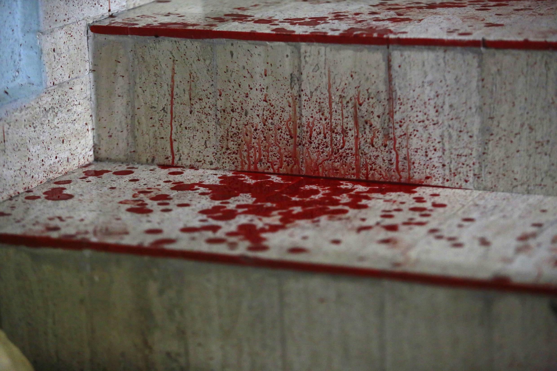 Les heurts entre proches des étudiants disparus et forces de l'ordre ont fait plusieurs blessés à Chilpancingo, dans l'Etat de Guerrero, le 14 décembre 2014.
