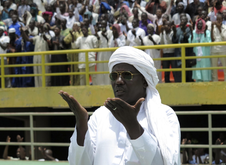 Peace rally Bamako