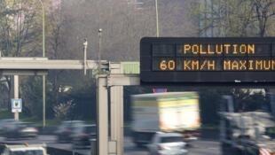 En Europe, 90% des citadins respirent un air de mauvaise qualité.