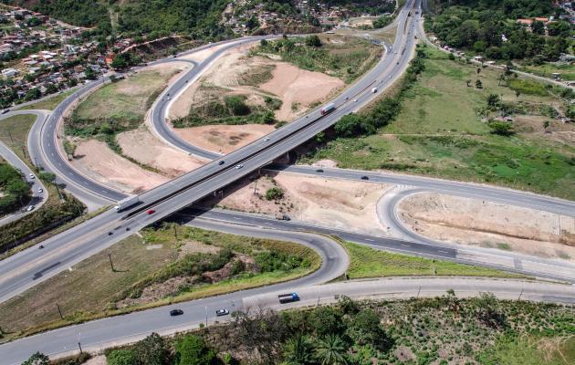 Governo quer atrair investimentos estrangeiros para obras de infraestruturas. Fotos aéreas de mobilidade urbana na região metropolitana do Recife, tiradas em dezembro de 2012