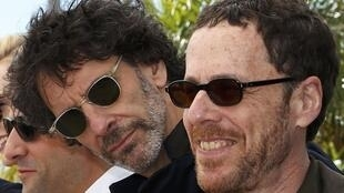 The Coen brothers head the Cannes jury 2015 Joel (L) and Ethan (R), they directed Inside Llewyn Davis, which won the Grand Jury Prize in 2013 à Cannes.