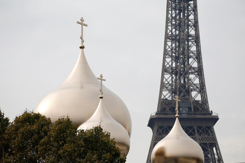 Храм Святой Троицы Российского духовно-культурного православного центра в Париже