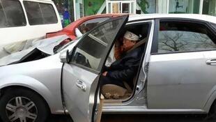 北京工体驾车撞人嫌犯2014年12月26日
