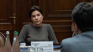 La procureure générale d'Ukraine, Iryna Venediktova
