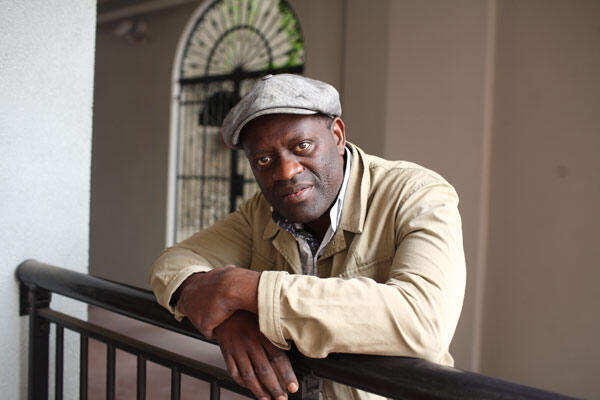 Alain Mabanckou, romancier.