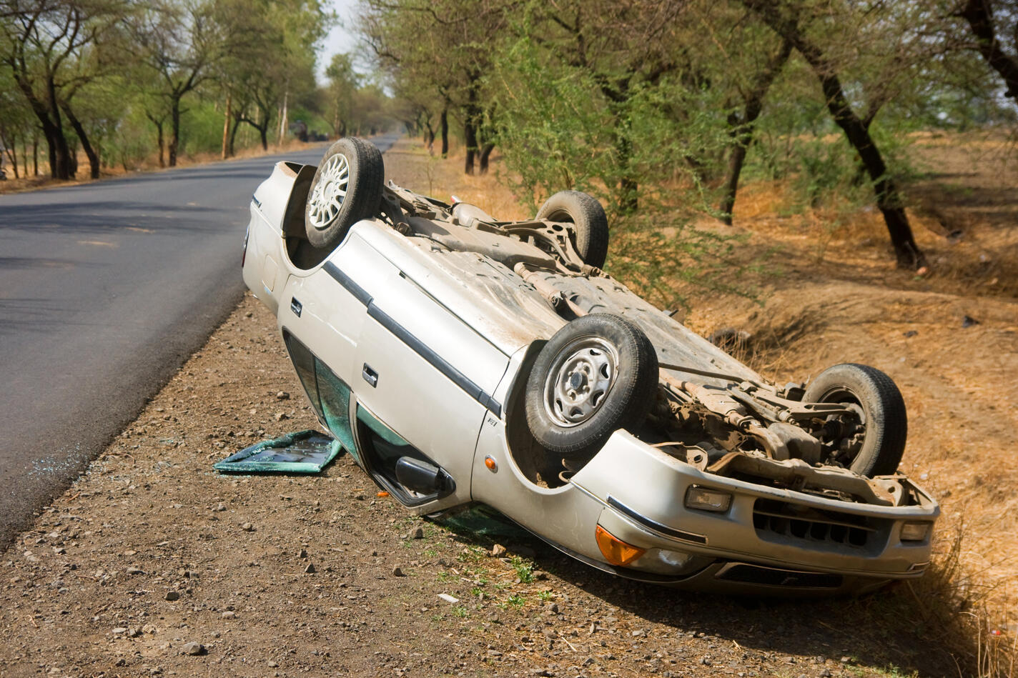 Deaths from traffice accidents soared between 2014 and 2016