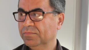 رضا علیجانی-فعال سیاسی ساکن پاریس