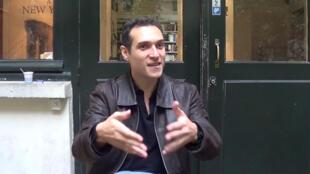 Cyril Azouvi.