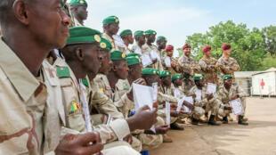 Depuis 3 ans, près de 12 000 militaires maliens ont été formés par l'EUTM