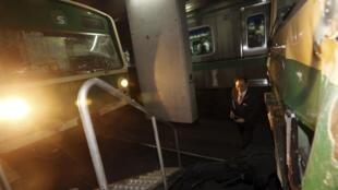 Colisão entre vagões do metrô em Seul deixa mais de cem feridos
