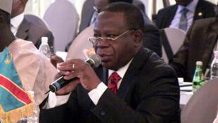 Modeste Bahati Lukwebo, l'informateur nommé par Félix Tshisekedi en RDC.
