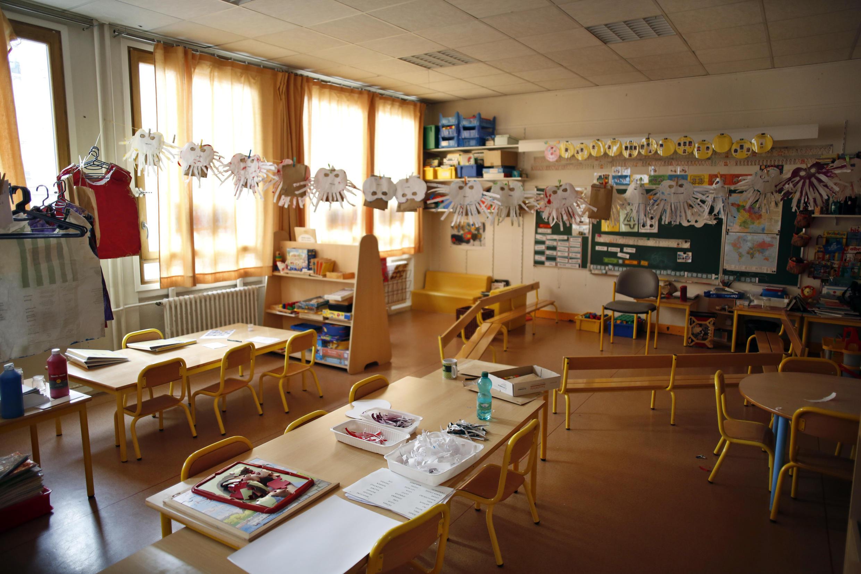 classe vide école covid-19