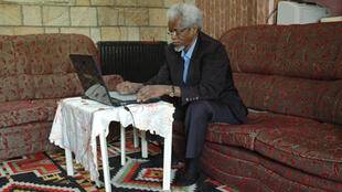 Goukouni Weddeye rédige ses mémoires.