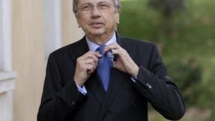 Giuseppe Orsi, patron de la Finmeccanica, a été interpelé et emprisonné dans le cadre d'une enquête sur des faits de corruption.